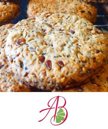 Biscuit multi-graines